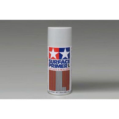 Tamiya 87042 Primer Gray 180ml, Spray Can