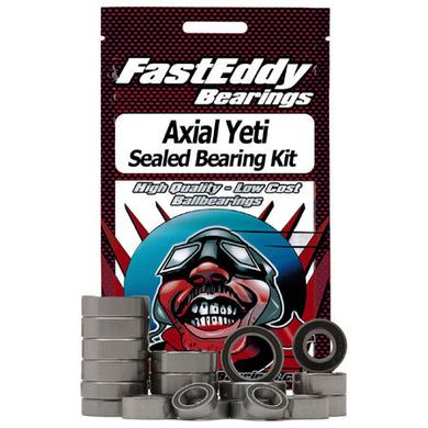 Fast Eddy Bearings TFE1822 Sealed Bearing Kit: Axial Yeti