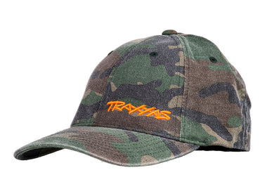 Traxxas TRA1187-CAMO-LX Traxxas Classic Hat Camoflage Large/X-Large
