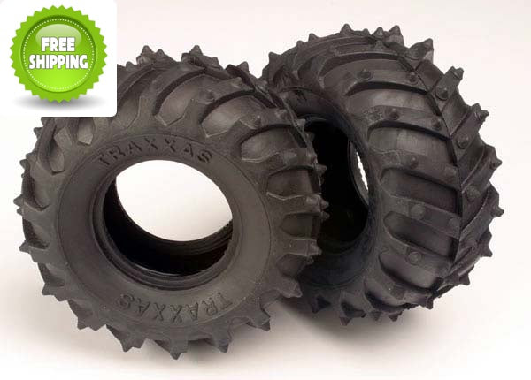 Traxxas TRA1870 Terra Spiked Tires(2) 2.2