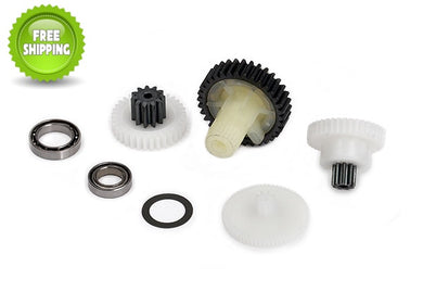 Traxxas TRA2087 Replacement Servo Gear Set for TRA2085 Servo: 1/6 X-Maxx