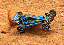 Traxxas TRA24076-4-BLUE Bandit VXL Brushless 2wd 1/10 Scale Off-Road Buggy RTR +TQi Link 2.4GHz Radio