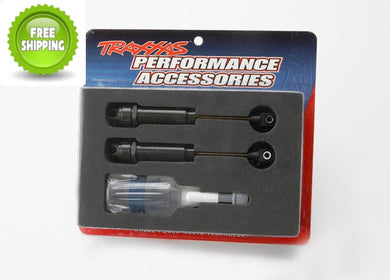 Traxxas TRA2662 Big Bore Shocks (2) XXL XX-Long, Hard Anodized: Slash 4x4 & 2wd