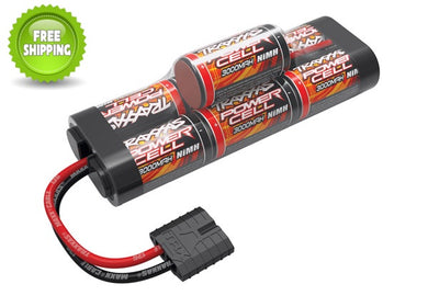 Traxxas TRA2926X NiMH Hump Pack Battery 7C 7-Cell 8.4Volt 3000mAh