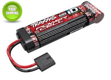 Traxxas TRA2940X Flat NiMH iD Battery Stick Pack 7Cell 7C 8.4v 3300mAh