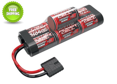 Traxxas TRA2941X NiMH Battery Hump Pack 7C/Cell 8.4v/Volt 3300mAh iD Power Cell