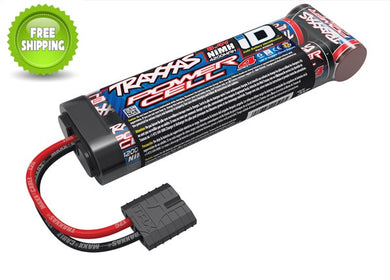 Traxxas TRA2950X 7-Cell 8.4V 4200mAh NiMH Battery Flat Pack & iD