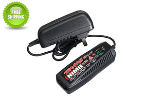 Traxxas TRA2969 AC Charger, 2 Amp NiMH Peak Detecting (5-7 Cell/6.0-8.4 Volt)