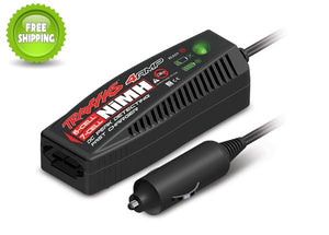 Traxxas TRA2975 NiMH 4-Amp Battery Charger DC 12v Output: 7.2-8.4-volt 6-7 Cell