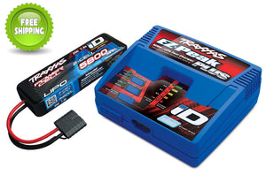 Traxxas TRA2992 Battery/Charger Pack (w/2970 ID charger, 2843X 5800mAh Battery)
