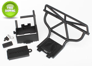 Traxxas TRA4429 Rear Bumper/Battery Box & Cover/Switch Cover/Body Clip/Hardware