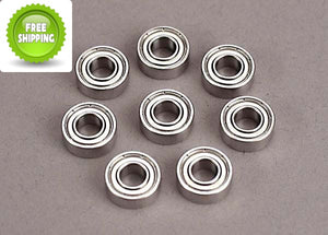 Traxxas TRA4607 Ball Bearings (8) 5x11x4mm