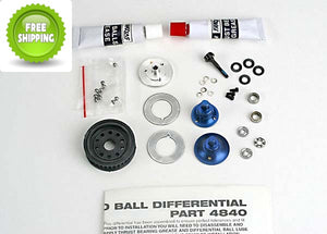 Traxxas TRA4840 Pro Ball Bearings Differential With Bearings: Nitro 4-Tec