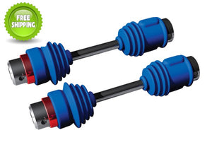 Traxxas TRA4949R Center Drive-Shafts (2) Standard Length-Chassis: T-Maxx 3.3