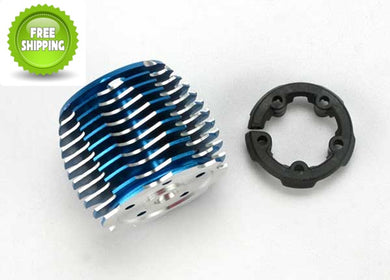 Traxxas TRA5237 Cooling Head, Power Tune: TRX 2.5, 2.5R