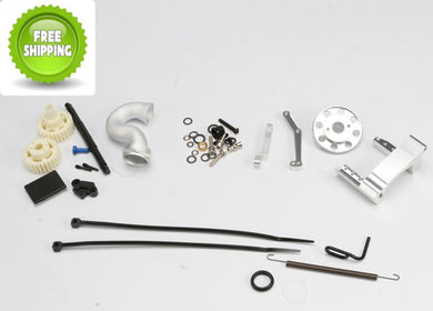 Traxxas TRA5360X Big Block Engine Mount Installation Kit: Revo & Slayer 2wd & 4x4
