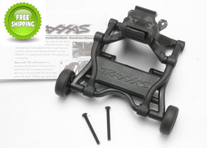 Traxxas TRA5472 Wheelie Willy Wheely Bar: 1/10 Revo 2.5/3.3 & E-Revo