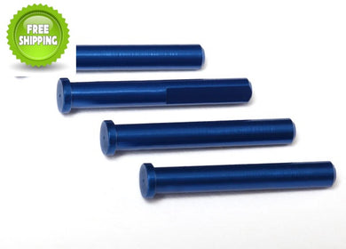 Traxxas TRA6633X LaTrax Blue-Anodized Main Shaft/1.6x5mm Screws (4): Alias