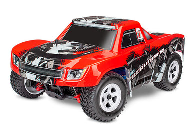 Traxxas 76064-5-REDX LaTrax Desert Prerunner, Red: 1/18-Scale 4WD Electric Truck