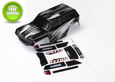Traxxas TRA7611X LaTrax ProGraphix Body:1/18 Teton Printed Graphics/Needs Paint