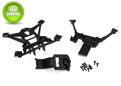 Traxxas TRA7715 Body Mounts / Posts, Front & Rear: 1/6 X-Maxx