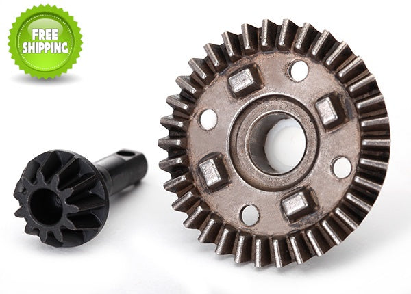 Traxxas TRA8279 Diff / Differential Ring & Pinion Gears: 1/10 TRX-4