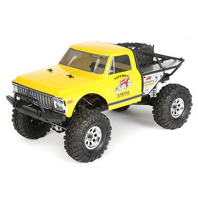 Vaterra VTR03090 1972 Chevrolet K10 Pickup Ascender: 1/10th RTR