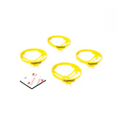 Blade BLH04003YE Prop Guards, Yellow (4):  Torrent 110