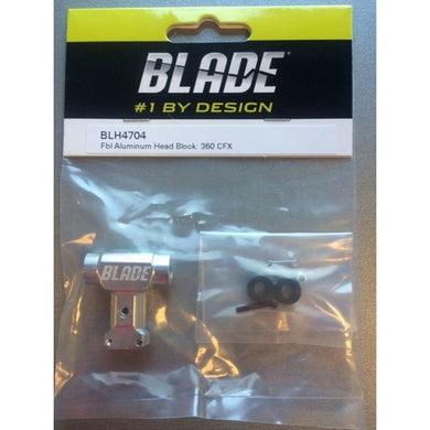 Blade BLH4704 Aluminum Flybarless / Fly-Bar-Less(FBL) Head Block: 360 CFX