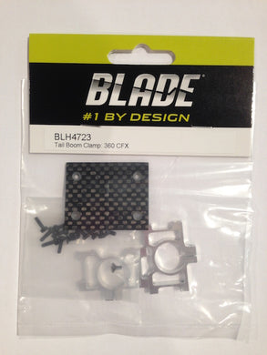 Blade BLH4723 Tail Boom Clamp: 360 CFX