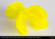 "Load image into Gallery viewer, CPE HG100 ""Neon Yellow Transparent"""