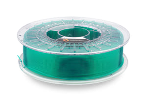 "PLA Crystal Clear ""Smagard Green"""