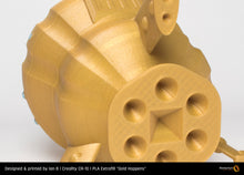 "Load image into Gallery viewer, PLA Extrafill ""Gold Happens"""