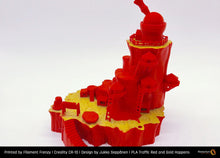 "Load image into Gallery viewer, PLA Extrafill ""Traffic Red"""
