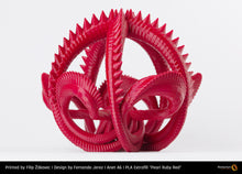 "Load image into Gallery viewer, PLA Extrafill ""Pearl Ruby Red"""