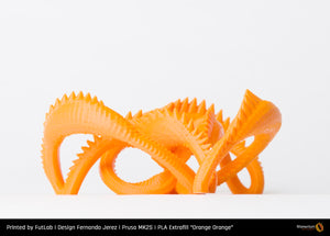 "PLA Extrafill ""Orange Orange"""
