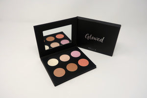 Glowed Palette - PRELLA Cosmetics