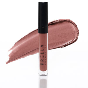 Triple Lip Kit (Naked Lipstick) (Sugar Beet Lipstick) (Deep Berry Lipliner) - PRELLA Cosmetics