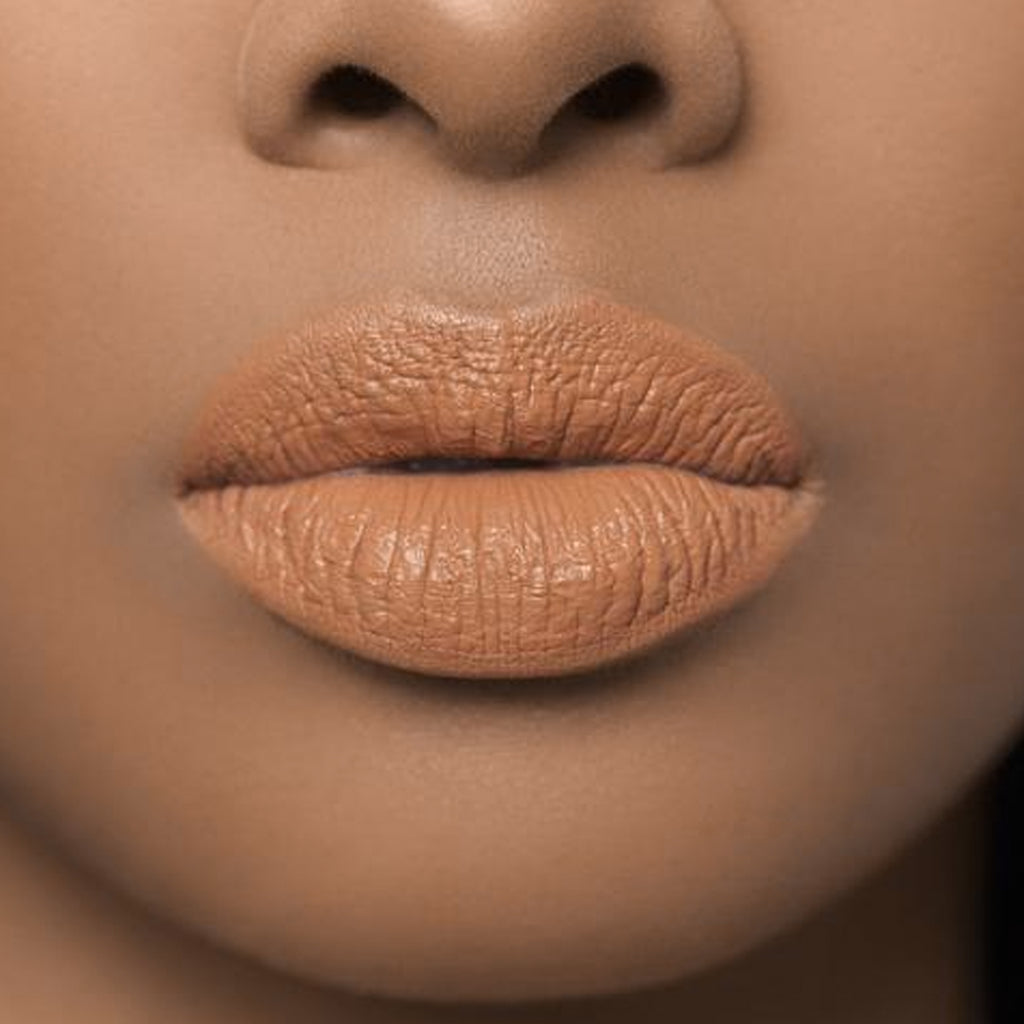RITZY | Liquid Matte Lipstick Single - PRELLA Cosmetics