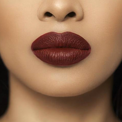 VIXEN | Liquid Matte Lipstick Single - PRELLA Cosmetics