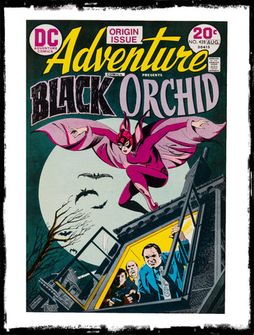 ADVENTURE COMICS - #428 1ST APP OF BLACK ORCHID (1973 - FN)