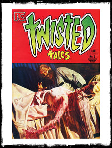 TWISTED TALES - #6 (1984 - VF+)