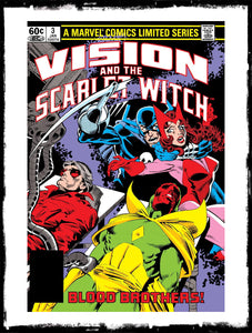 VISION AND THE SCARLET WITCH - #3 (1982 - VF)