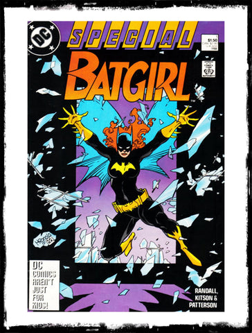 "BATGIRL: SPECIAL ISSUE - #1 ""THE LAST BATGIRL STORY"" (1988 - VF+/NM)"