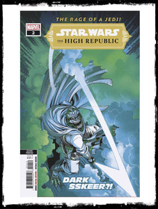 STAR WARS: HIGH REPUBLIC - #2 ANINDITO 2ND PTG (2021 - NM)