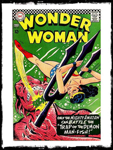 WONDER WOMAN - #171 (1967 - VF)