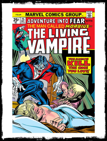 ADVENTURE INTO FEAR - #25 (1974 - FN/VF)