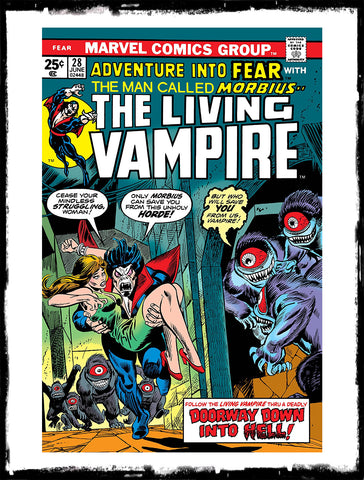 ADVENTURE INTO FEAR - #28 (1975 - FN/VF)
