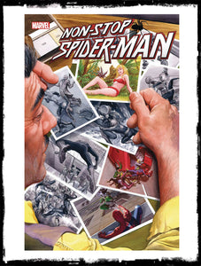 NON-STOP SPIDER_MAN - #1 ALEX ROSS VARIANT (2021 - NM)