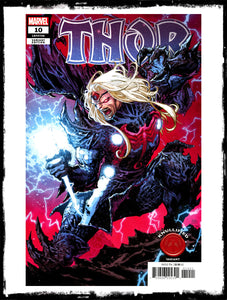 THOR - #6 KEN LASHLEY KNULLIFIED COVER (2020 - NM)